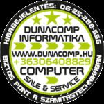 DunaComp-Informatika-webshop