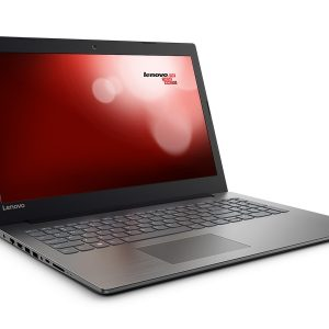 "LENOVO IdeaPad 320 80XS003JHV 15.6"" AMD A10-9620P 4GB 1TB Radeon 520 2GB fekete laptop notebook"