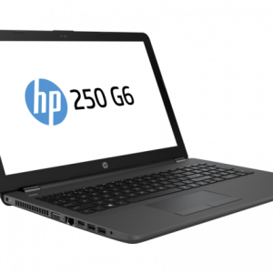 "HP 250 G6 1XN42EA#AKC 15.6"" Intel Core i3-6006U 2GHz 4GB 256GB SSD Intel HD Graphics 520 FreeDOS fekete notebook"