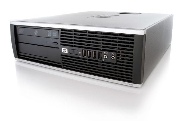HP 6000 PRO SFF INTEL PENTIUM E6700 (3.20 GHz, 2MB L2, 1066FSB) 2GB 250GB DVD - asztali számítógép PC