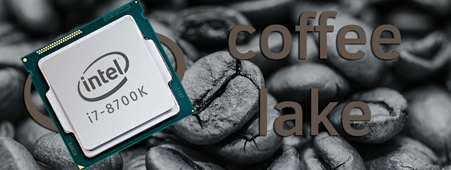 Új Intel generáció a küszöbön: Coffee Lake processzorok
